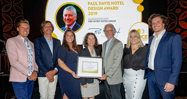 The Business of Accommodation – AHICE: Little Albion claims Paul Davis design award